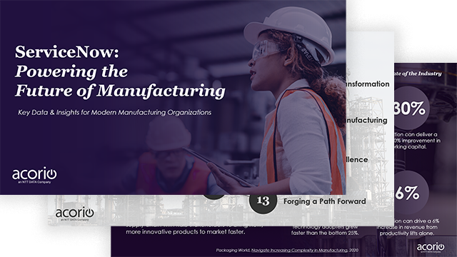 Christmas in July landing page image - Manufacturing pitch deck