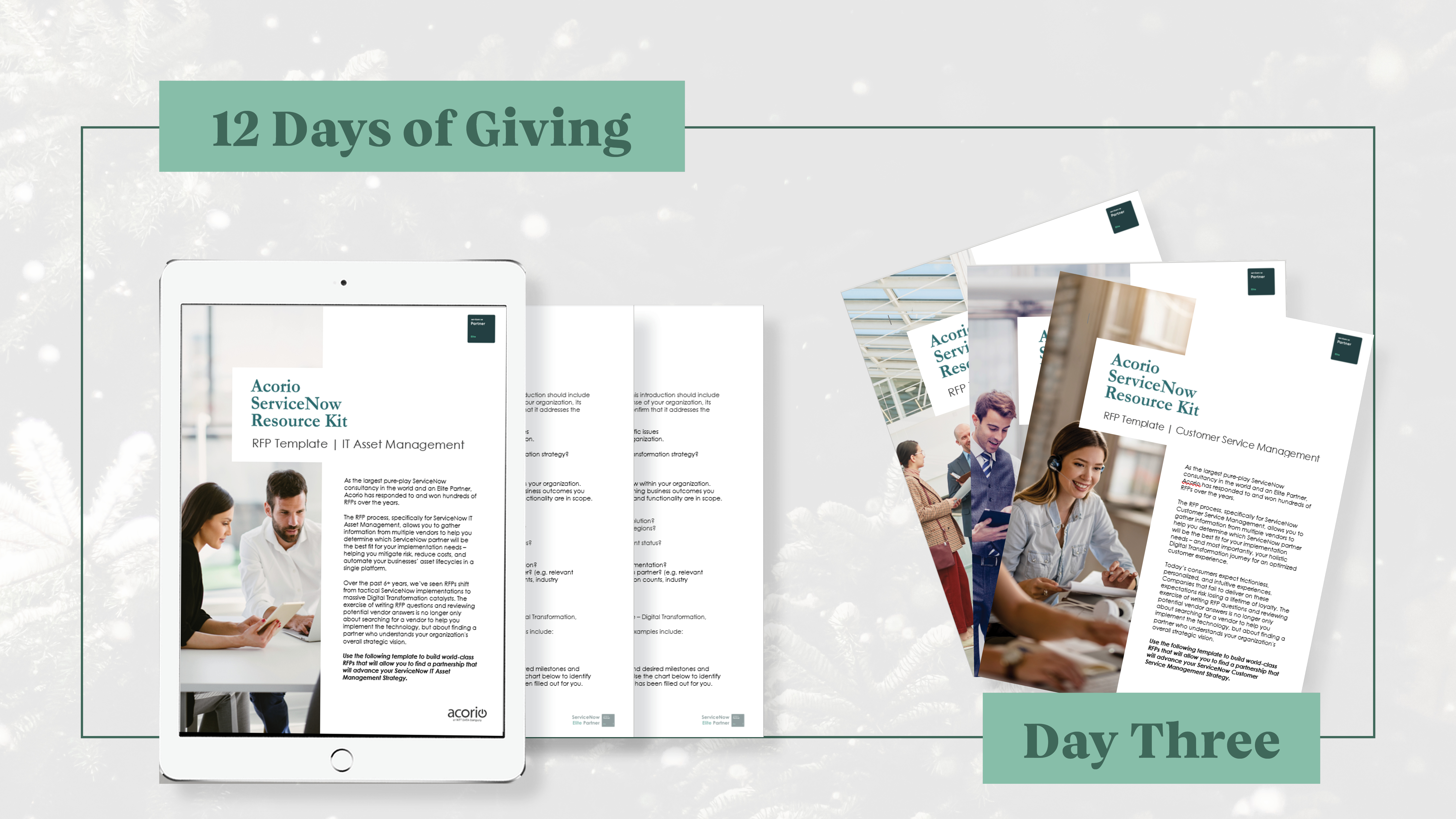 12 Days Giving Blog Cover RFPs